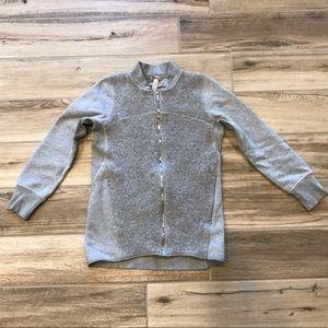 Lululemon Stand Out Sherpa Jacket, Size 6